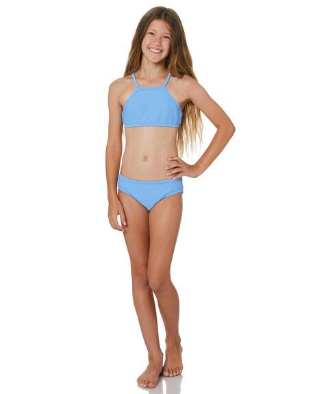 HERITAGE BLUE KIDS GIRLS SEAFOLLY SWIMWEAR - 27041-189HBL