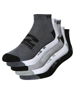 MULTI MENS CLOTHING BILLABONG SOCKS + UNDERWEAR - 9671605AASST