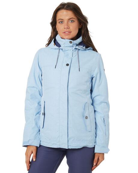 POWDER BLUE BOARDSPORTS SNOW ROXY WOMENS - ERJTJ03174BGB0