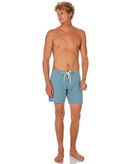CORAL BLUE MENS CLOTHING RHYTHM BOARDSHORTS - JAN20M-TR01-CBL