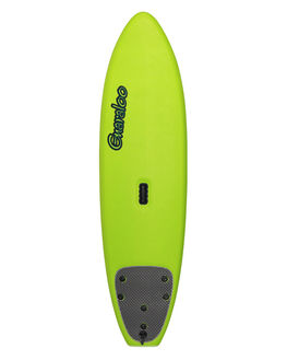LIME SURF SURFBOARDS GNARALOO GSI MID LENGTH - GN-SOFT-0600-LM