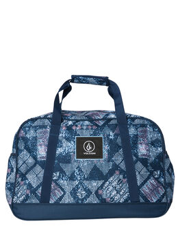 VINTAGE NAVY WOMENS ACCESSORIES VOLCOM BAGS + BACKPACKS - E6631879VNY