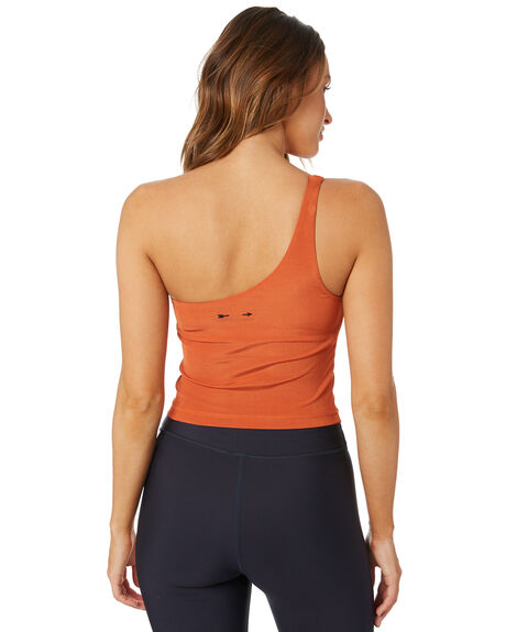 RUST WOMENS CLOTHING THE UPSIDE ACTIVEWEAR - USW220055RST