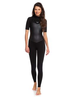 BLACK BOARDSPORTS SURF ROXY WOMENS - ERJW303002-KVJ0