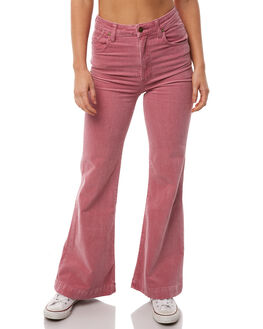 LILAC CORD WOMENS CLOTHING ROLLAS JEANS - 124823552