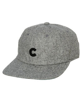 HEATHER GREY OUTLET MENS COAL HEADWEAR - 235601HGRY