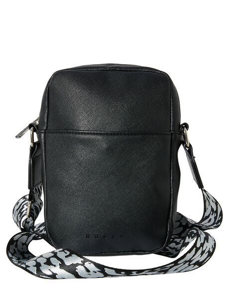 BLACK WOMENS ACCESSORIES RUSTY BAGS + BACKPACKS - BFL1071BLK