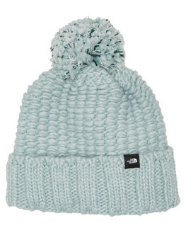 CLOUD BLUE WOMENS ACCESSORIES THE NORTH FACE HEADWEAR - NF0A354AEFTCLDBL