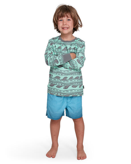 CHAR KIDS BOYS BILLABONG TOPS - BB-7503176-C37