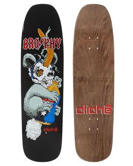 ANDREW BROPHY SKATE DECKS CLICHE  - 10026449BROPH