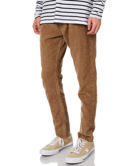 CAMEL MENS CLOTHING THE CRITICAL SLIDE SOCIETY PANTS - WSP1701CAM