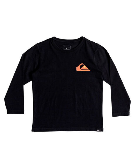 BLACK KIDS BOYS QUIKSILVER TOPS - EQKZT03242KVJ0
