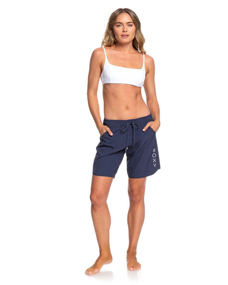 MOOD INDIGO WOMENS CLOTHING ROXY SHORTS - ERJBS03140-BSP0