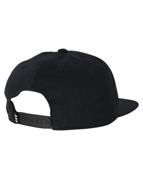BLACK MENS ACCESSORIES ADIDAS HEADWEAR - GD4439BLK