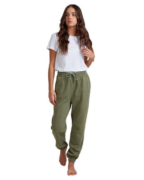 SEA SPRAY WOMENS CLOTHING ROXY PANTS - URJFB03016-GLW0
