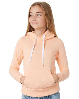 PEACH KIDS GIRLS RIP CURL JUMPERS + JACKETS - JFEBW10165