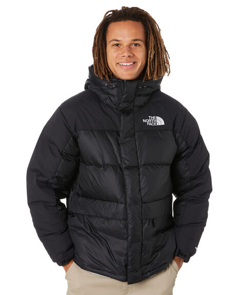TNF BLACK MENS CLOTHING THE NORTH FACE JACKETS - NF0A4QYXJK3