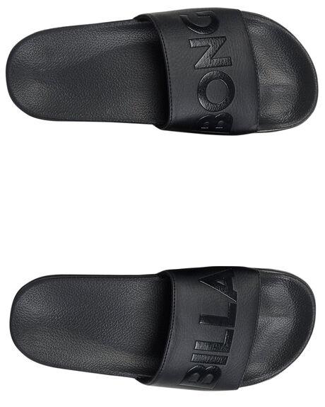 ALL BLACK WOMENS FOOTWEAR BILLABONG SLIDES - BB-6681801-AB1