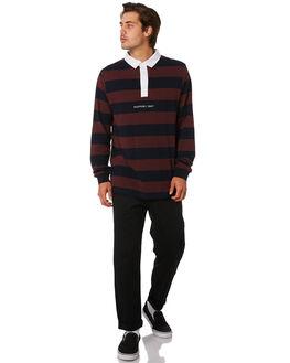NAVY RUM MENS CLOTHING HUFFER SHIRTS - MSH924401NVYRM