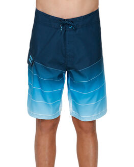 BLUE KIDS BOYS BILLABONG BOARDSHORTS - BB-8591426-BLU