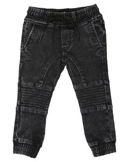 BLACK KIDS BOYS ST GOLIATH PANTS - 2802046BLK