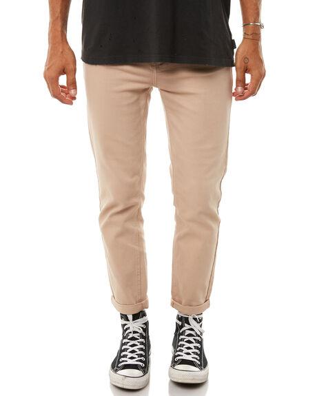 TAN MENS CLOTHING INSIGHT JEANS - 5000000921TAN