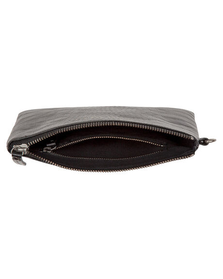 BLACK CROC WOMENS ACCESSORIES STATUS ANXIETY PURSES + WALLETS - SA1334BKCRC