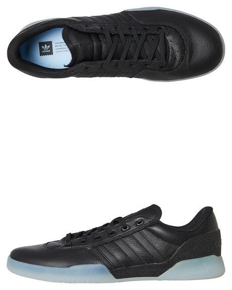 CORE BLACK MENS FOOTWEAR ADIDAS SKATE SHOES - DB3076CBLK