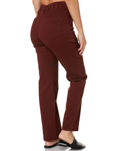 COFFEE BEAN OUTLET WOMENS RUSTY PANTS - PAL1176CFN