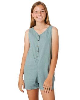 KHAKI KIDS GIRLS EVES SISTER DRESSES + PLAYSUITS - 9540046KHK