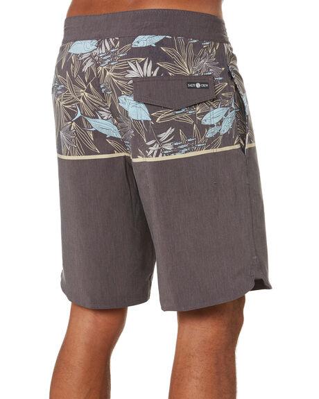 BLACK MENS CLOTHING SALTY CREW BOARDSHORTS - 30335082BLK