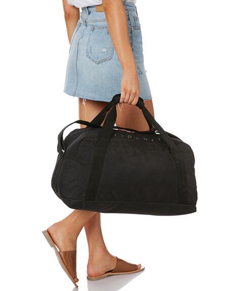 BLACK WOMENS ACCESSORIES RIP CURL BAGS + BACKPACKS - LTRHR10090