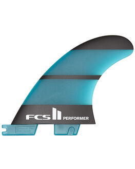 BLUE SURF HARDWARE FCS FINS - FPER-NG01-TS-RBLU