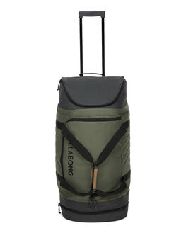 ARMY MENS ACCESSORIES BILLABONG BAGS + BACKPACKS - BB-9691231-ARM