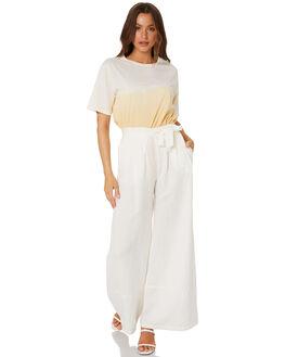 MANGO OMBRE WOMENS CLOTHING MLM LABEL TEES - MLM731AMANGO