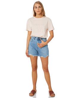 SUBLIME WOMENS CLOTHING LEE SHORTS - L656755MJ2