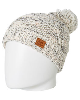 BEIGE WOMENS ACCESSORIES RIP CURL HEADWEAR - GBNBJ10001