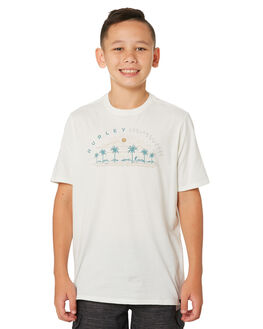 SAIL KIDS BOYS HURLEY TOPS - AQ8586-133