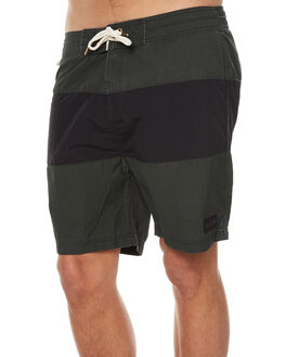 MOSS MENS CLOTHING GLOBE BOARDSHORTS - GB01718004MOSS