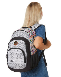 BLACK WOMENS ACCESSORIES RIP CURL BAGS + BACKPACKS - LBPJF10090