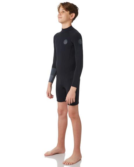 BLACK BOARDSPORTS SURF RIP CURL BOYS - WSP6CJ0090