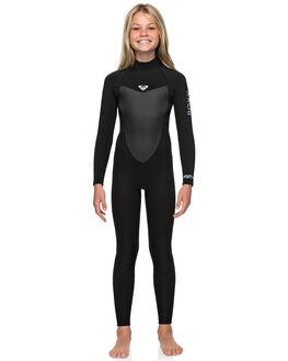 BLACK SURF WETSUITS ROXY SPRINGSUITS - ERGW103022KVJ0
