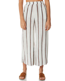 TEAL STRIPE OUTLET WOMENS RUE STIIC PANTS - SW18-42WSTEAST