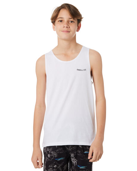 WHITE OUTLET KIDS SWELL CLOTHING - S3184276WHITE