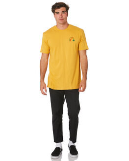OLD GOLD MENS CLOTHING SWELL TEES - S5194006OLDGD