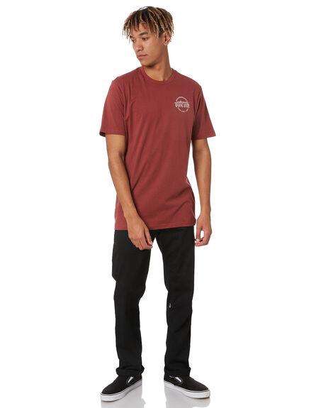 FLOYD RED MENS CLOTHING VOLCOM TEES - A5002013FLD