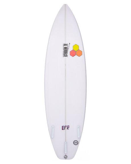 CLEAR SURF SURFBOARDS CHANNEL ISLANDS PERFORMANCE - CIDFRCLR