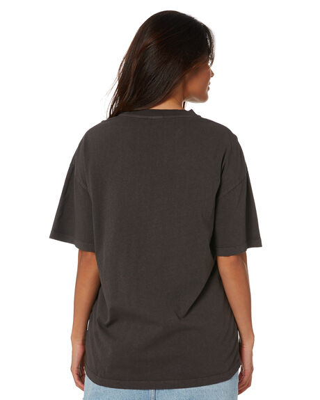 ACID GREY WOMENS CLOTHING INSIGHT TEES - 1000088560AGRY