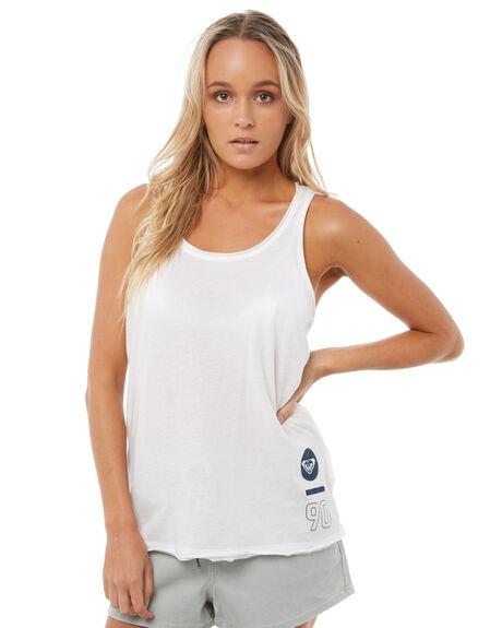 MARSHMALLOW WOMENS CLOTHING ROXY ACTIVEWEAR - ERJZT04203WBT0