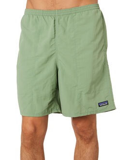 MATCHA GREEN MENS CLOTHING PATAGONIA BOARDSHORTS - 58034MACH
